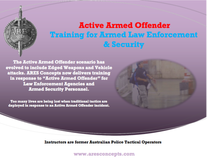 Active Armed Offender