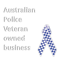 Police veteran owned business